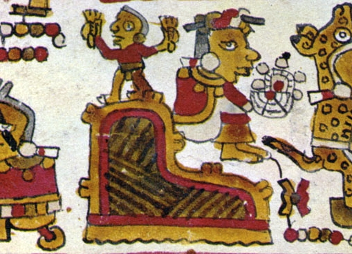 FIGURE 15. Zahuatlan place glyph, from page 11 of the Codex Selden.